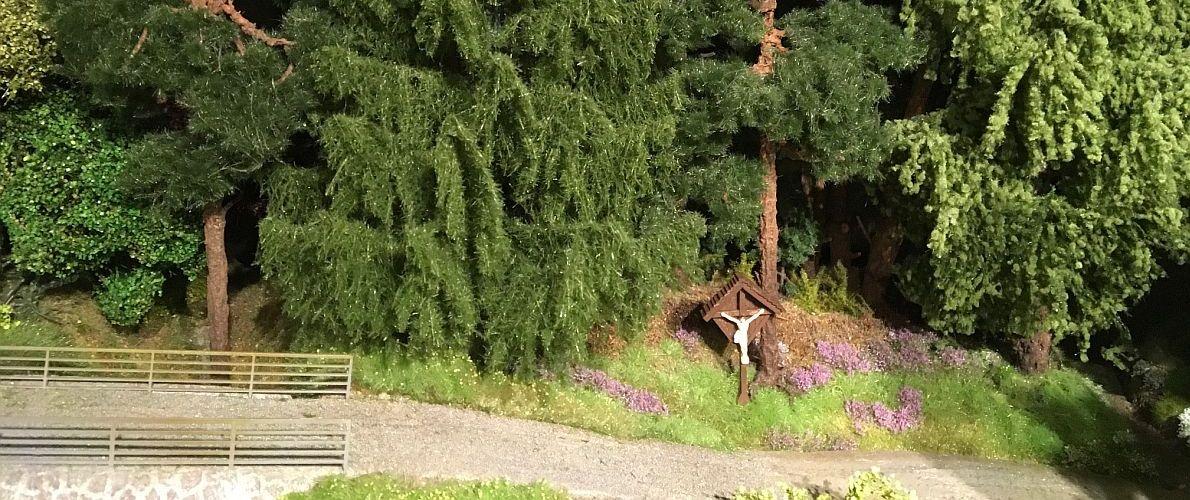 Mininatur - Silhouette model trees